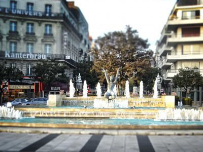 fontaine fountain diluvial angers ornementale