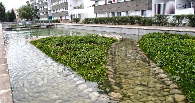 Natural Pond Villejuif (94)
