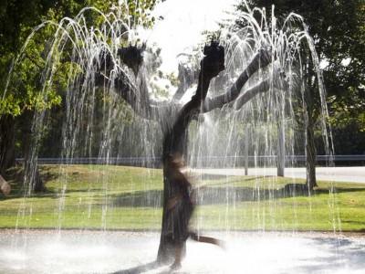 delme fontaine artistique marcel vadrot fountain sculpture diluvial