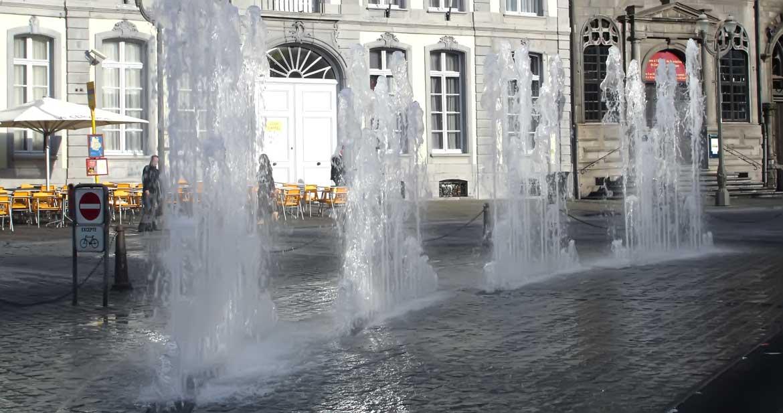 Mons Grand Place Belgium
