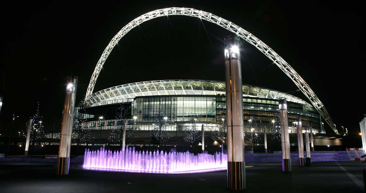 Stade de Wembley (UK)