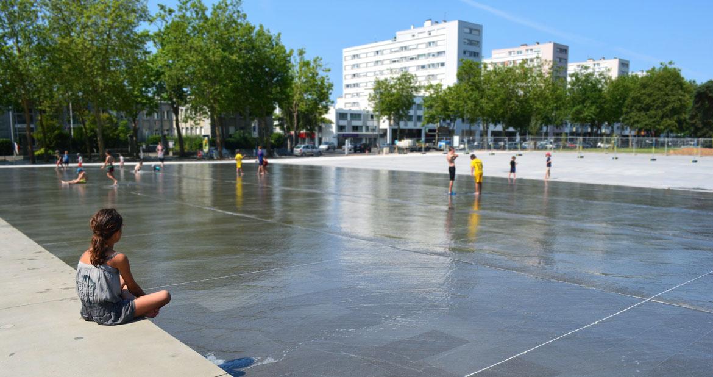 Lorient Parc Jules Ferry Place Glotin (56)