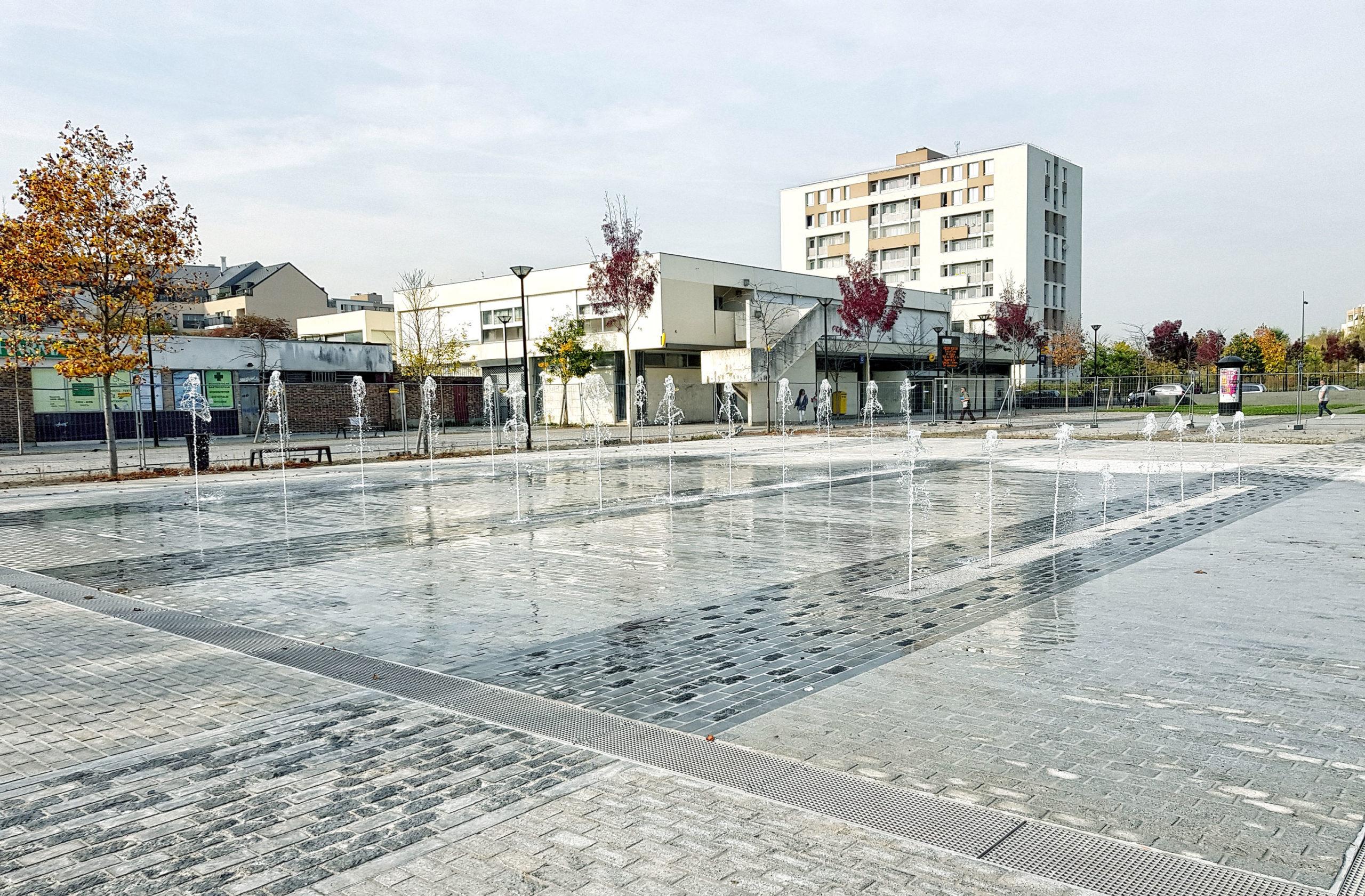 Sartrouville Place Dumas (78)