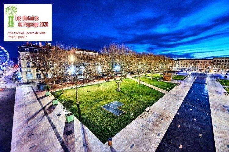 Place Jean Jaurès Béziers